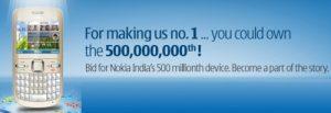 Nokia India celebra mientras cruzan el volumen de producción de 500 millones de teléfonos