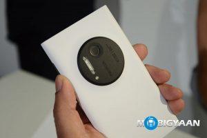 Nokia Lumia 1020 ahora disponible en India por Rs.  49999