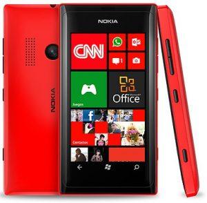 Nokia Lumia 505: teléfono inteligente de nivel de entrada presentado con Windows Phone 7.8 listo para usar