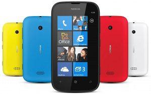 Nokia Lumia 510 a un precio oficial de Rs.10,499 en Nokia Shop
