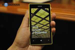 Nokia Lumia 520: manos a la obra y primera impresión