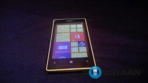 Nokia Lumia 525: Primeras impresiones e imágenes prácticas