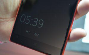 Nokia Lumia 720 obtiene la función de 'doble toque' de la actualización Lumia Black: Informe