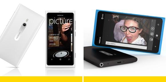 Nokia Lumia 800 y 900 ganan los premios IDEA Design Awards
