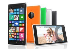 Nokia Lumia 830 con cámara PureView de 10 MP lanzado en India por Rs.  28799