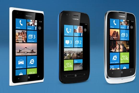 Nokia Lumia 900, 710 y 610 reciben actualización de software posterior al Tango 8779