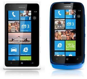 Nokia Lumia 900 y Lumia 610 se lanzarán en India en el tercer trimestre de 2012