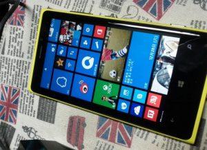 Nokia Lumia 920 obtiene 'jailbreak';  no hay muchos detalles pero trae la tercera columna de mosaicos