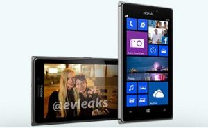 Nokia Lumia 925 con cuerpo delgado filtrado
