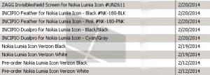 Nokia Lumia Icon podría lanzarse el 20 de febrero