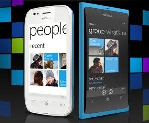 Nokia Lumia se dirigió a China el 28 de marzo