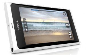 Nokia N9 en blanco llegará este trimestre con una nueva actualización para el dispositivo