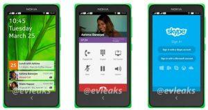 Nokia Normandy vuelve a filtrarse, esta vez muestra la interfaz de usuario de Android de Nokia