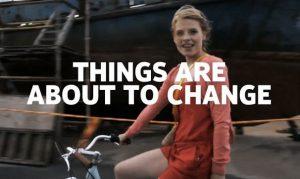 Nokia Girl se burla del lanzamiento del WP8 el 5 de septiembre y dice que 'las cosas están a punto de cambiar'