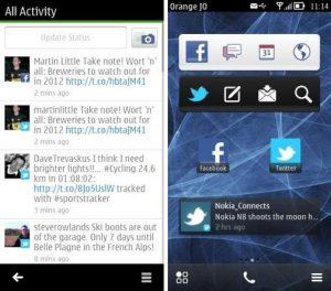 Nokia Social actualiza a la versión 1.4 para Nokia Belle
