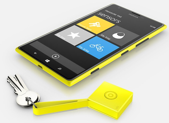 Accesorio Nokia-Treasure-Tag