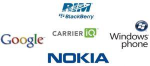 Nokia, Windows Phone, RIM y Google confirman que no hay CarrierIQ en sus dispositivos