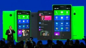 Nokia X, Nokia X + y Nokia XL con Android anunciados en el MWC 2014