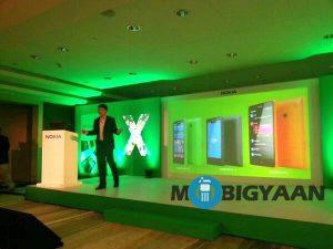 Nokia X se lanzó en India por Rs.  8599