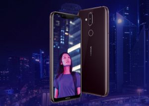 Nokia 8.1 con Snapdragon 710 SoC y PureDisplay de 6.18 pulgadas sale a la venta en India