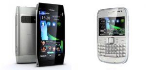 Nokia X7 y E6 listos para pre-pedido en Alemania
