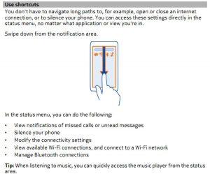 Nokia actualiza las guías de usuario de Belle con soporte para Nokia N8, E7, C6-01 y C7