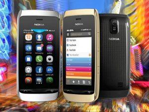Nokia anuncia el servicio Mix Radio para teléfonos inteligentes Asha