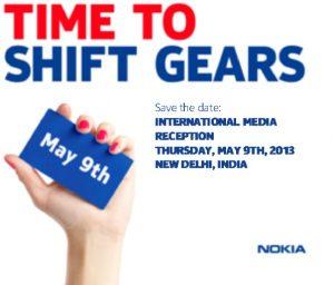 Nokia anunciará una nueva innovación en la línea Asha el 9 de mayo en India