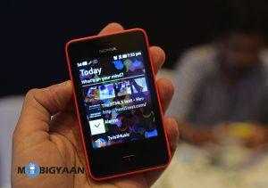 Nokia comienza a impulsar la actualización v.1.4 para teléfonos Asha en India