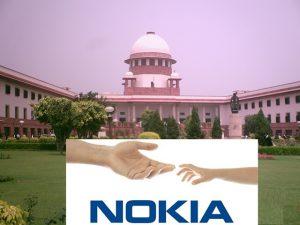 Nokia comparecerá en la Corte Suprema;  exigiendo la devolución de la tierra industrial