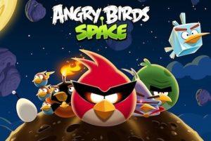 Nokia confirma que Angry Birds Space llegará a Windows Phone