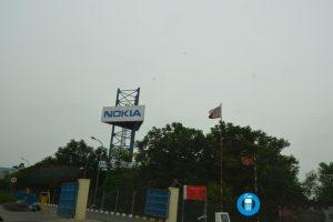 Nokia detendrá la producción en su planta de Chennai a partir del 1 de noviembre