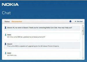Nokia dice que el Lumia 900 se puede actualizar a Windows Phone 8
