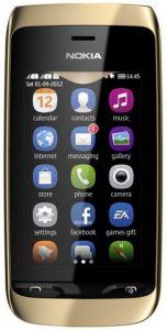 Nokia lanza Asha 310 con Easy Swap dual SIM