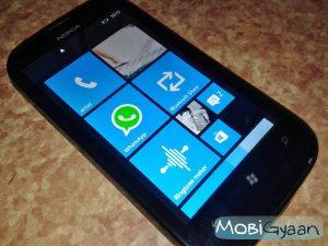 Actualización de Windows Phone 7.8 disponible a través de Nokia Care