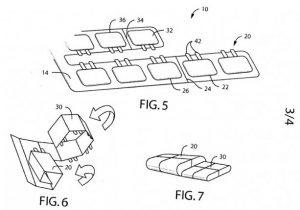 Nokia obtiene la patente de batería plegable;  podría ponerlo en el concepto de reloj inteligente de Nokia