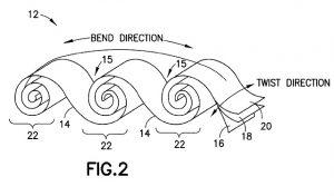 Nokia obtiene una patente para baterías flexibles