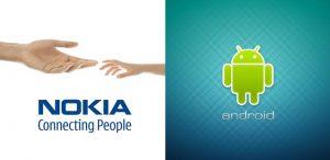 Nokia sigue trabajando en un teléfono inteligente basado en Android