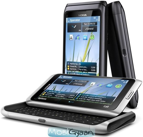 Nokia presenta E7 en Nokia World