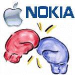 Nokia demanda a Apple por iPhone y iPad 3G