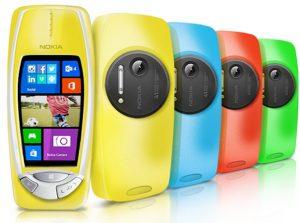 Nokia reinventa el Nokia 3310 con una cámara de 41 MP y Windows Phone para engañarte
