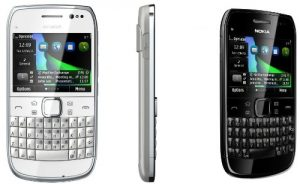 Nokia revela nuevos móviles: E6 y X7