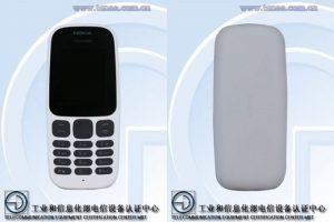 Nokia trabaja en teléfonos con nuevas funciones con el número de modelo TA-1010, TA-1017