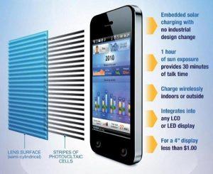 Nokia vuelve a intentar cargar con energía solar los teléfonos inteligentes