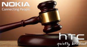Nokia y HTC terminan la guerra de patentes, acuerdan firmar un acuerdo