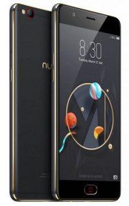 Nubia M2 Lite con pantalla HD de 5.5 pulgadas y cámara selfie de 16 MP lanzada para Rs.  13999