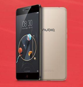 Nubia N2 con batería de 5000 mAh listada en Amazon, se espera que se lance en India el 5 de julio
