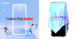 Nubia Play cuenta con una pantalla curva y un módulo de cámara hexagonal