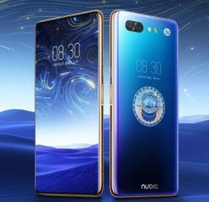 Nubia X 5G con tecnología Snapdragon 855 SoC anunciado en China