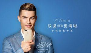 Nubia Z17 mini con pantalla Full HD de 5.2 pulgadas y configuración de cámara trasera doble revelada